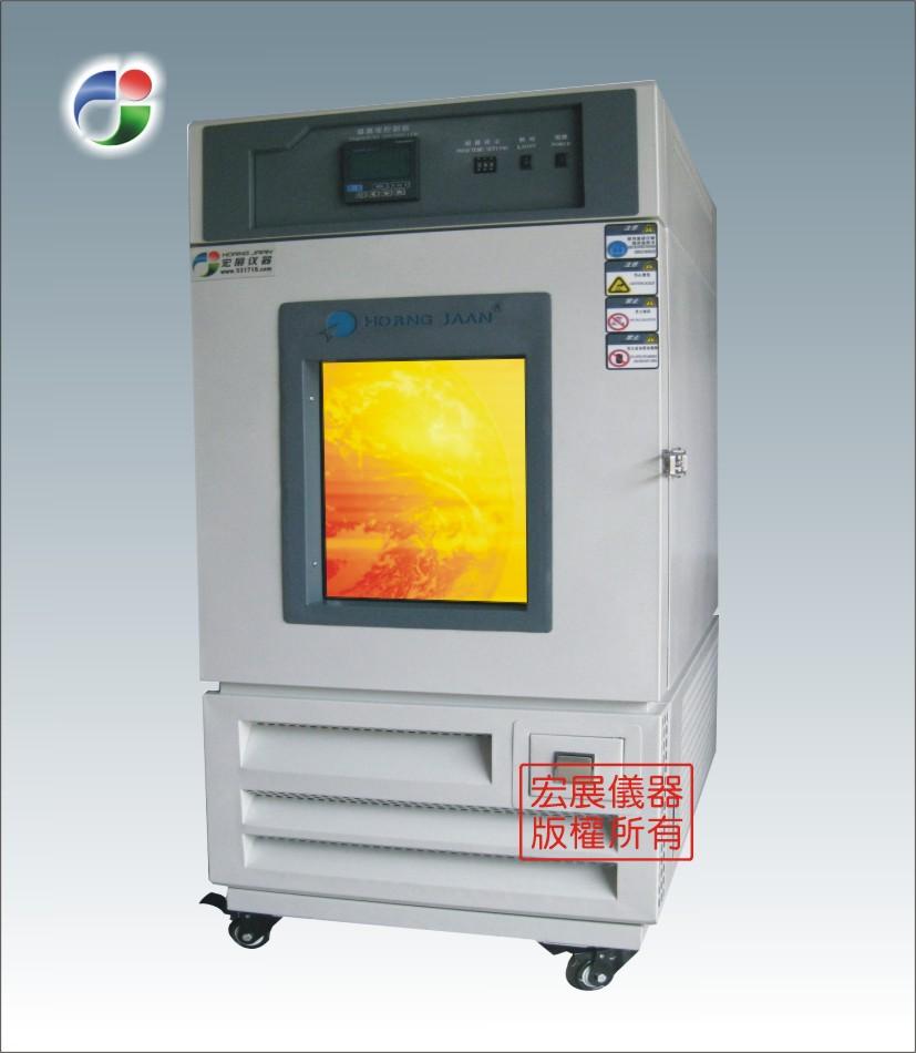 可编程高低温湿热试验机