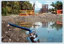 台湾河见工事泵