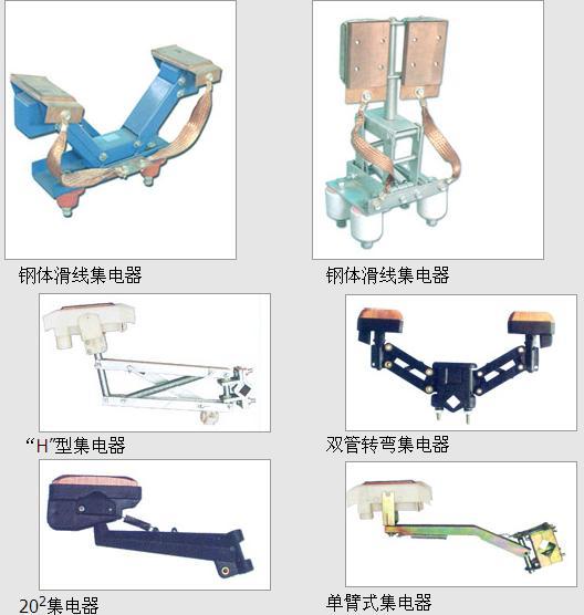 钢体滑线集电器