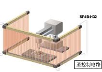 机床工作区域的防入侵检测
