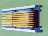 C、M、Ω型滑触线、 集电器