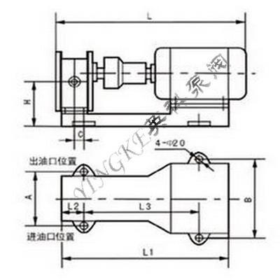 齿轮润滑油泵_中国泵阀商务网图片