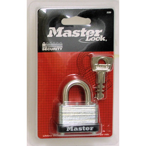 No. 22 Warded Laminated Padlocks