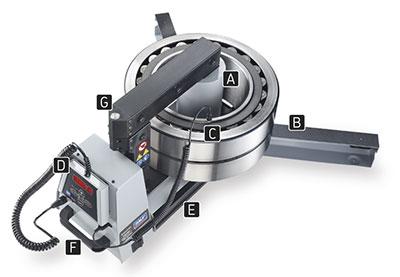 SKF轴承加热器