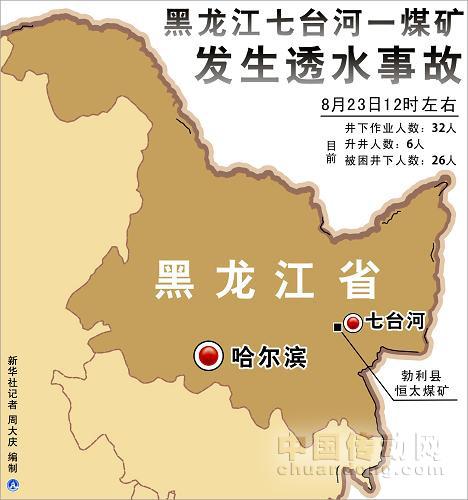8月19日16时30分左右,内蒙古乌海市海南区长富煤矿井下约300米处发生