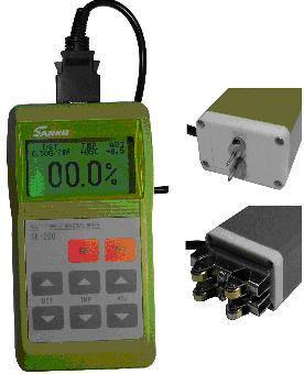日本SK-200电气式含水率测量仪