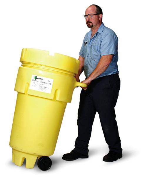 泄漏应急桶
