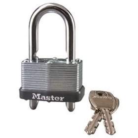 Master Lock 510D 1-3/4-Inch Lock with Adjustable Shackle