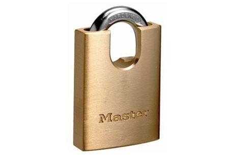 包钩黄铜挂锁