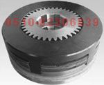 湿式多片电磁离合器 DLM5-40A DLM5-40J DLM5-40L