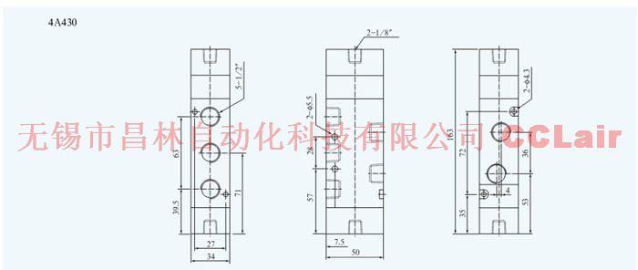 4A410-15   4A420-15    4A430C-15    4A430E-15   氣動閥