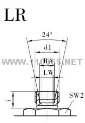 VH2V-NPT1 VH2V-08LR VH2V-12LR 直通高压球阀