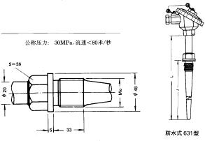 WRE2-631|双支镍铬-铜镍