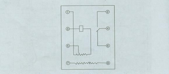 触点容量:在电压不超过250V,电流不超过5A,时间常数为5±0.75ms的直流有感负荷电路中,产品输出触点的断开容量为50W。输出触点在上述规定的负荷条件下,产品能可靠动作及返回5×10