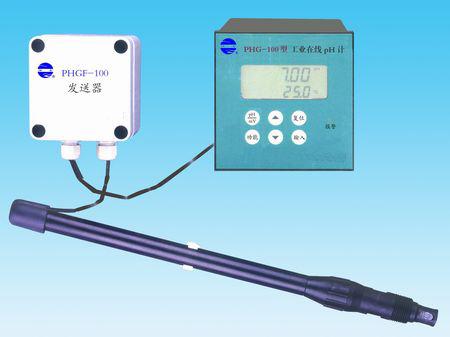 工业在线PH计SF1PHG-100