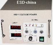 ZHEST804A型高精度高稳定性连续调节双极性静电发生器0-±20kV